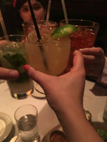 CHEERS TO A GREAT VACATION!