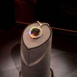 The Hope Diamond... ohh lala!