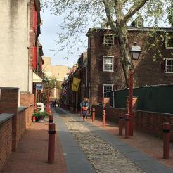 The oldest neighborhood