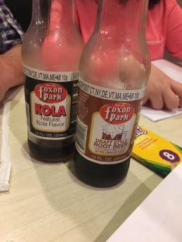 I love old school sodas!