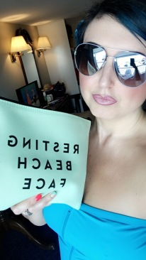 My new spf / beach bag!