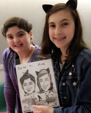 Caricatures by See Mike Draw