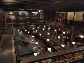 GonPachi Restaurant where they filmed Kill Bill