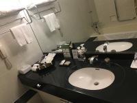 Bathroom of the Keio Plaza Tokyo Room 3260