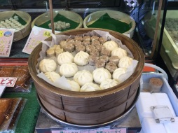 This was the best dumplings. Street food usually is. Here is chicken and pork shumai (I love shumai) and pork sticky buns. SO GOODNESS EVERYWHERE. haha I was in heaven