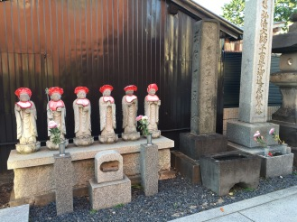 Shrines/Cemetary