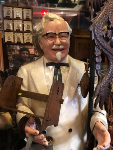 Oh Hi Colonel Sanders