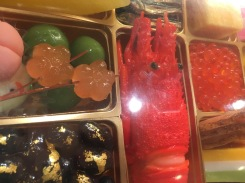 Marzipan lobster