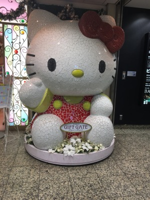 Sanrio Hello Kitty Tokyo Japan