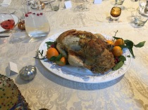 My capon..it was yummerz