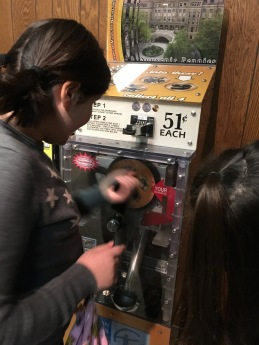 penny machines are still their thing