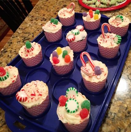 Made with Kids -cupcake creations