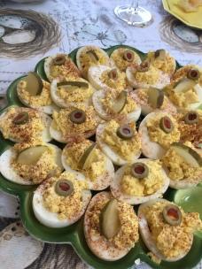 MIL eggs