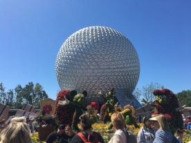 EPCOT - Flower and Garden 2018