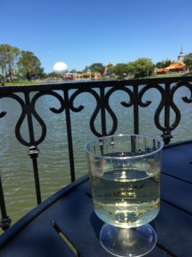 Prost! from Germay EPCOT Gewürztraminer wine