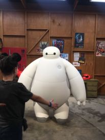 Meeting BayMax