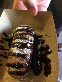 Fried Twinkie