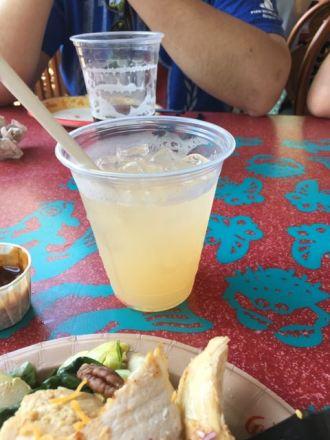 Mandarin Orange Vodka Lemonade featuring Skyy Mandarin Orange Vodka with ripe flavors of Tangerine and Lemon Zest