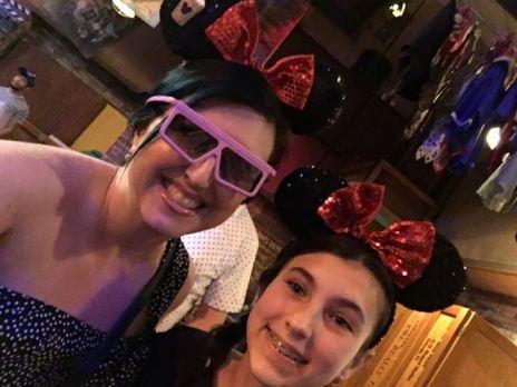 We twinned our ears