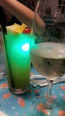 Light up drinks and wine