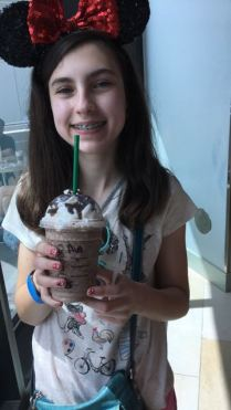 The frappuccino obsession