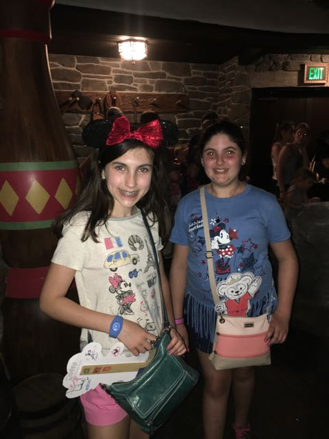 Getting on Frozen Ever After