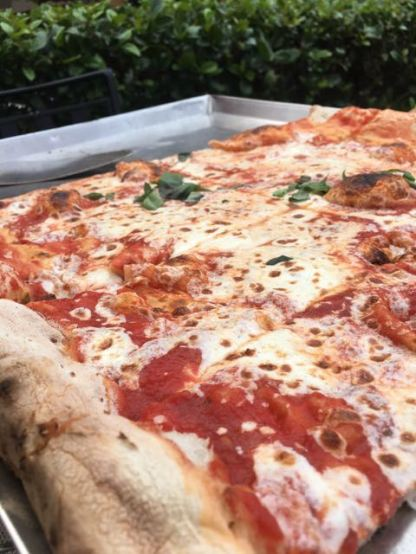 Margherita Pizza!