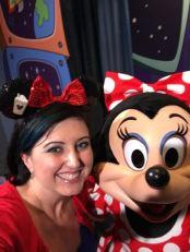 Minnie Selfie