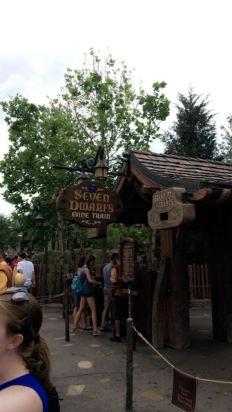 Dwarfs Mine Ride!