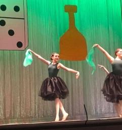 Such a ballerina