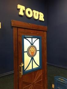 Through the magical door