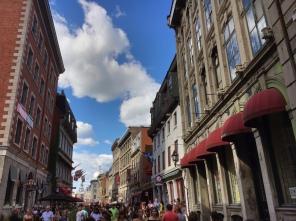 Walking Vieux Port, Montreal, Old Port