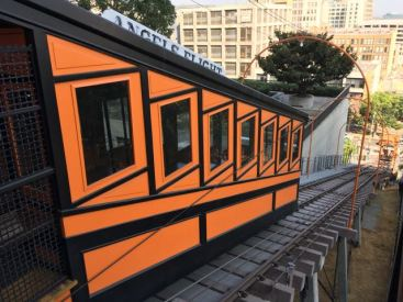Angel's Flight- Funicular