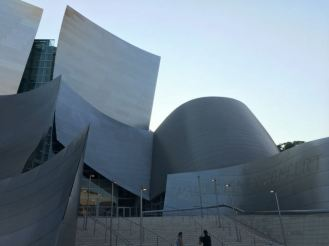 Architecture- Walt Disney Concert Hall