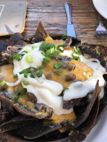 Malibu Farm- Blue nachos