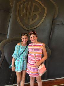 WB Tour entrance