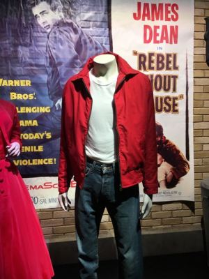 The Man. James Dean wore this.