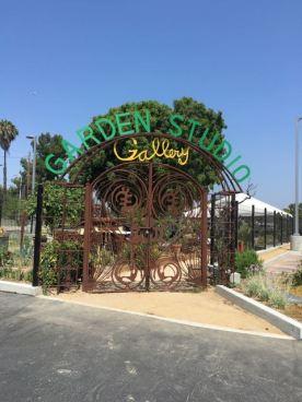 Wats Tower- Garden