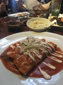 Enchilada- Tortilla Republic