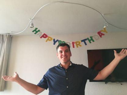 THE BIRTHDAY BOY!!