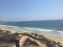 Crystal Cove State Park- view from above
