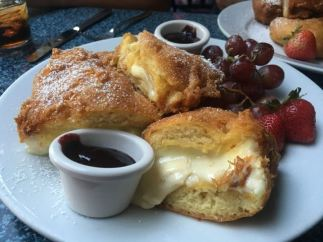 Three cheese Monte Cristo.. holydiabeetus