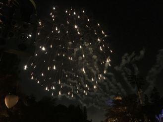 Pixar Fest Nighttime Spectacular