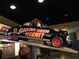 HUDSON HORNET- Radiator Springs Racers
