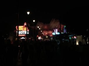 Carsland at night :)