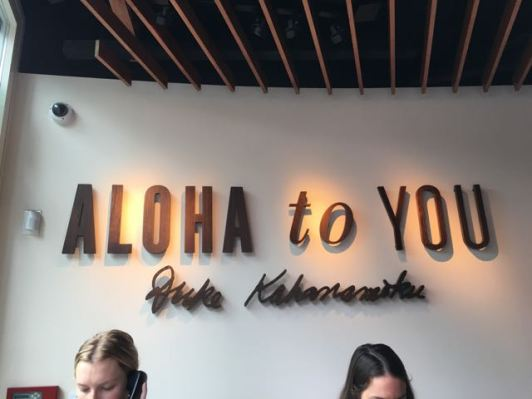 Aloha to you, too!