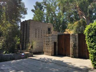 Frank Lloyd Wright- Millard House