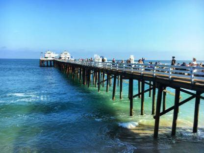Malibu Sport Fishing Pier
