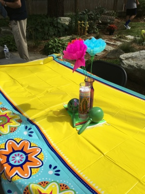 Fiesta table
