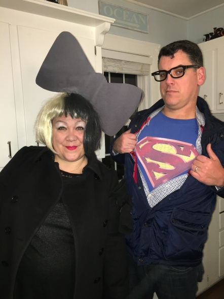 Clark Kent and SIA